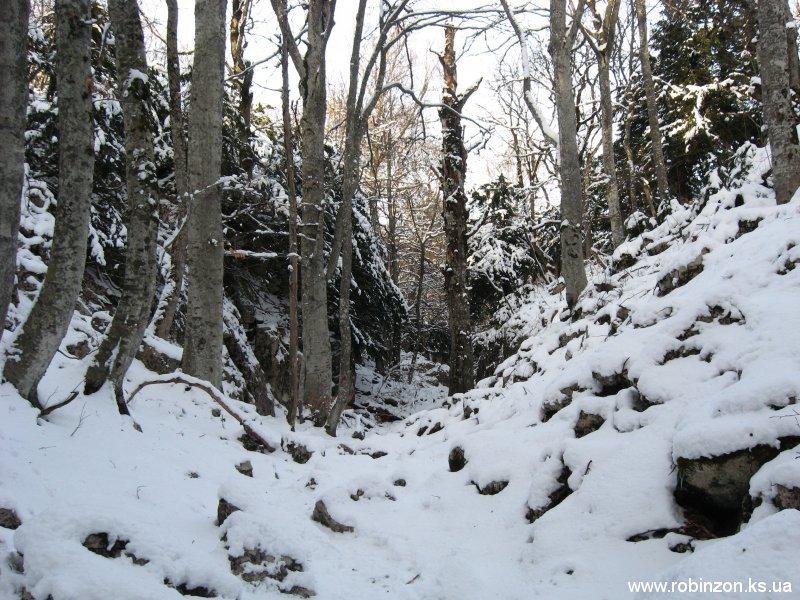 Зимой это место красивее, чем летом