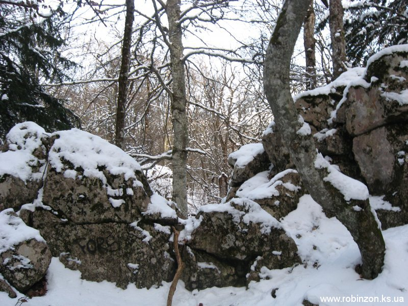 Каменные преграды