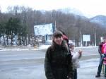 С Ангарского перевала - на троллейбус и домой :)