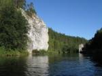 Река Чусовая (Средний Урал, 2009)
