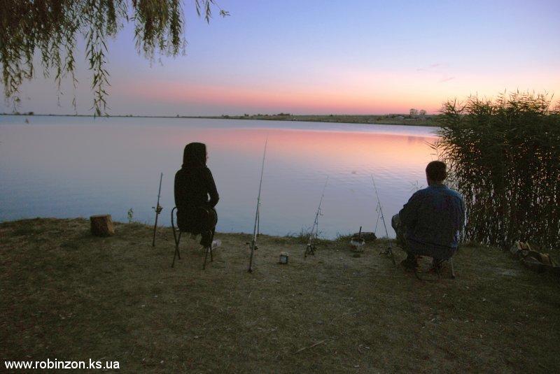 озеро смоленска ловля
