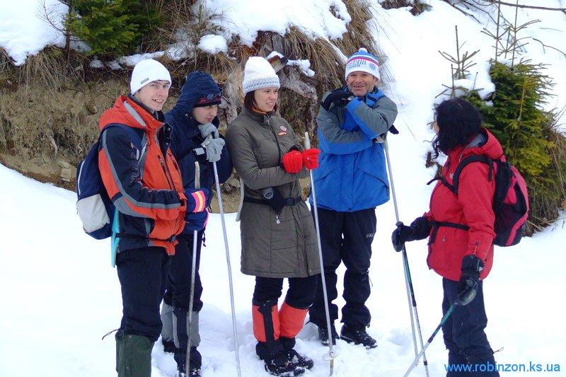 Группа на спуске, 31 января 2010