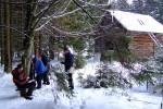 Привал около колыбы, 31 января 2010