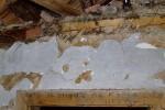 Ничто не вечно под карпатским небом (надпись внутри разрушающейся колыбы), 31 января 2010