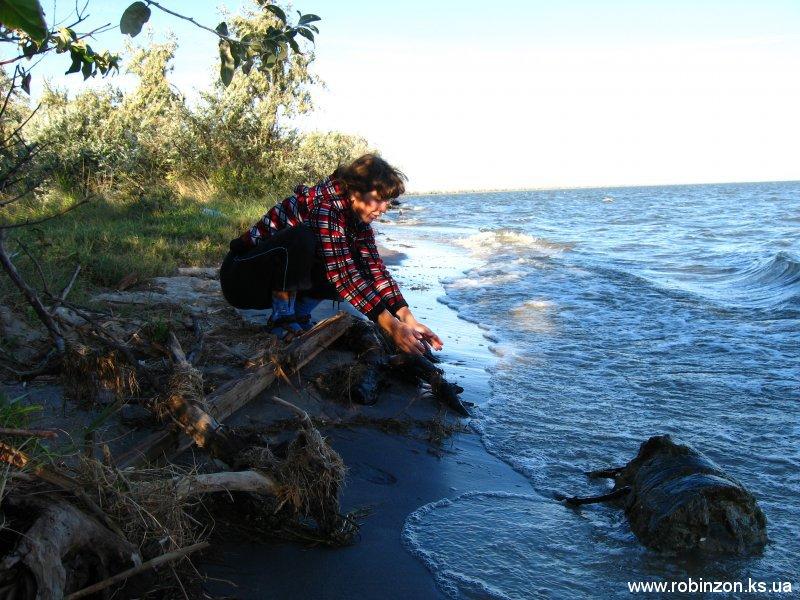 Кинбурнская коса 10-12 сентября 2010