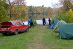 Отдых на реке Ингулка, 11.10.2009