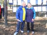 Лилия Пох (г.Запорожье) - 76 лет, чемпионка мира и Украины по спортивному ориентированию среди ветеранов