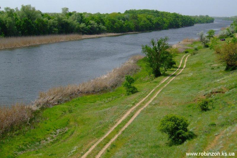 Река Ингулка