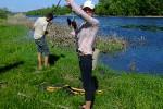 Рыбалка на р.Ингулка