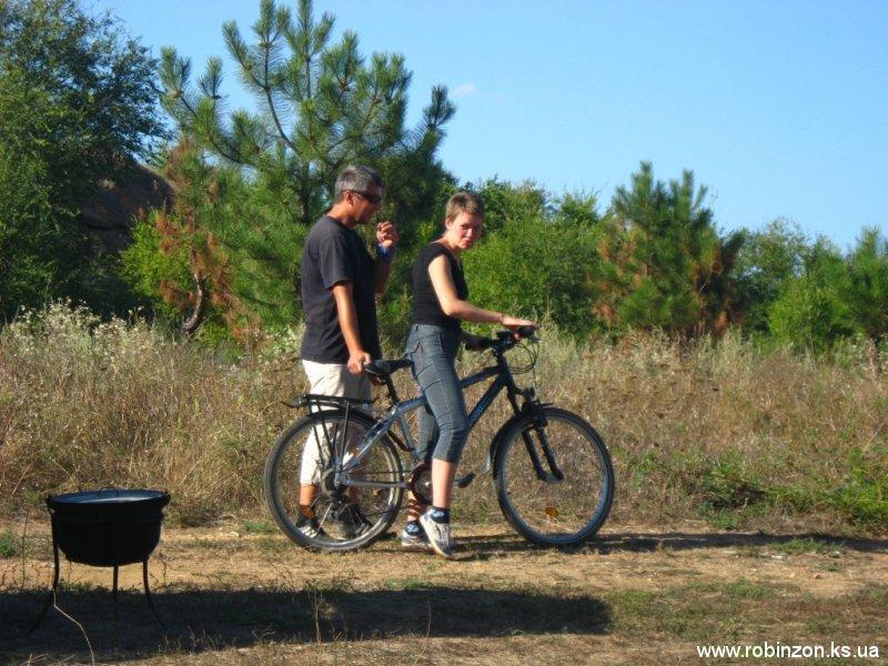 Уроки велоезды